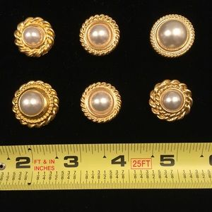 Accessories - Set of 6 button covers